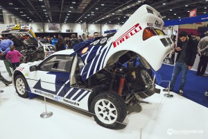 London Classic Car Show 2016