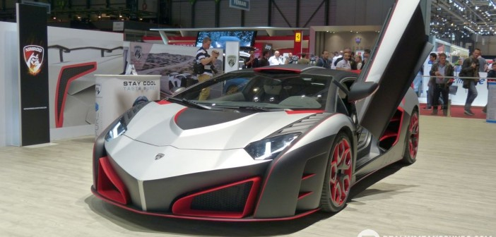 So You Want to Go to the Geneva Motor Show?