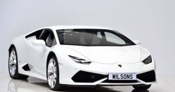 Supercar Auction at Wilsons Auctions Mallusk