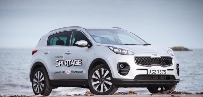 Kia Sportage Really Mean Sounds