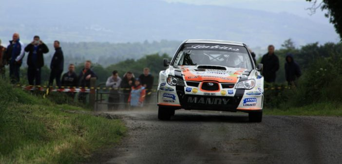 Donegal International Rally 2016