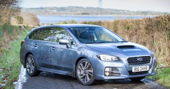 Subaru Levorg Road Test