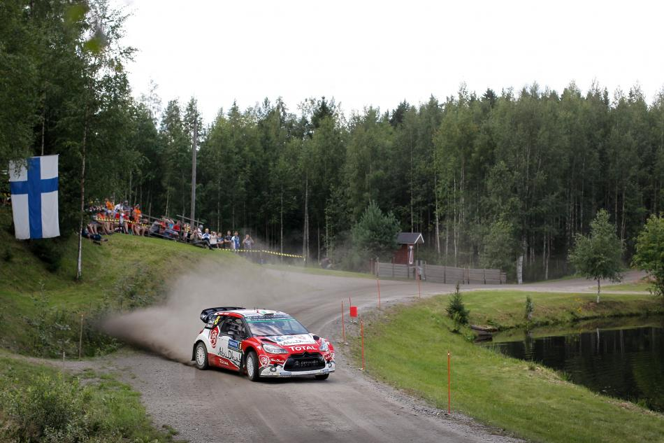 The History Boys: Meeke wins in Finland and Breen lands debut podium