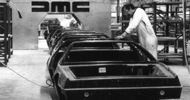 The DeLorean Deception: When Northern Ireland Built Cars