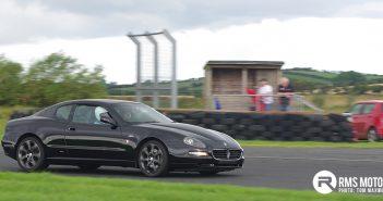 Maserati Side View