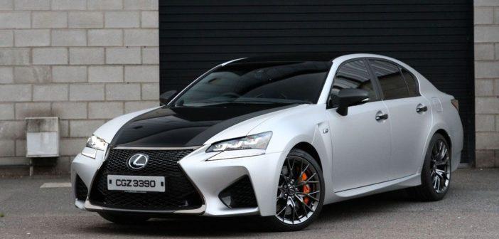REVIEWED: Lexus GS-F