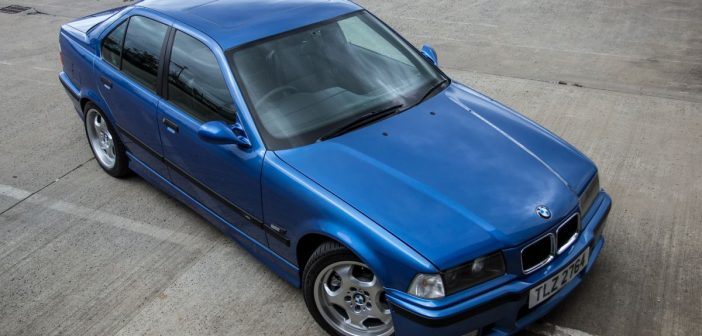 Featured: E36 BMW M3 Saloon