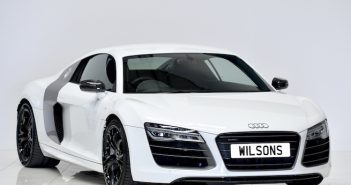 Audi R8 and RS3 with No Reserve at Wilsons Auctions
