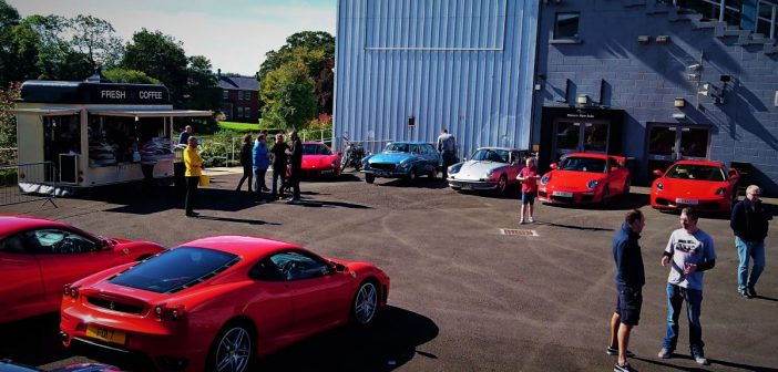 Easy like a Sunday Cars and Coffee Morning