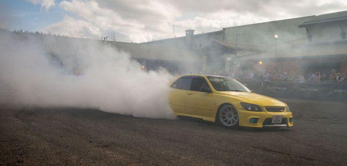 Modified Motors Return to Fintona