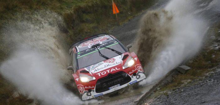 Wales Rally GB frustrations for Kris Meeke