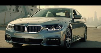 BMW Films Return: The Escape in the 2017 5 Series