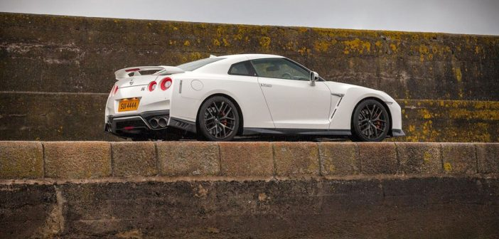REVIEWED: MY17 Nissan GT-R