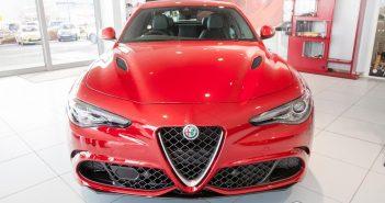 Alfa Romeo Giulia Quadrifoglio - a proper RS and M rival?
