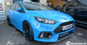Charity Cars and Coffee Event Raises Over £1k