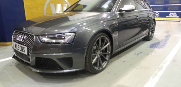 RS4, M235i and More Unreserved at Wilsons Auctions