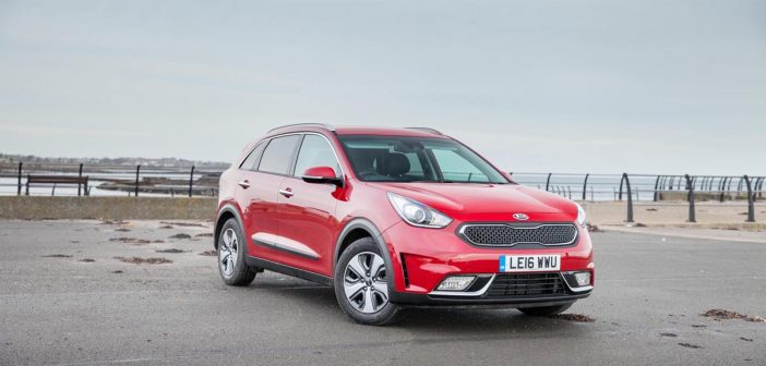 Kia Introduces a Hybrid Crossover in the New Niro