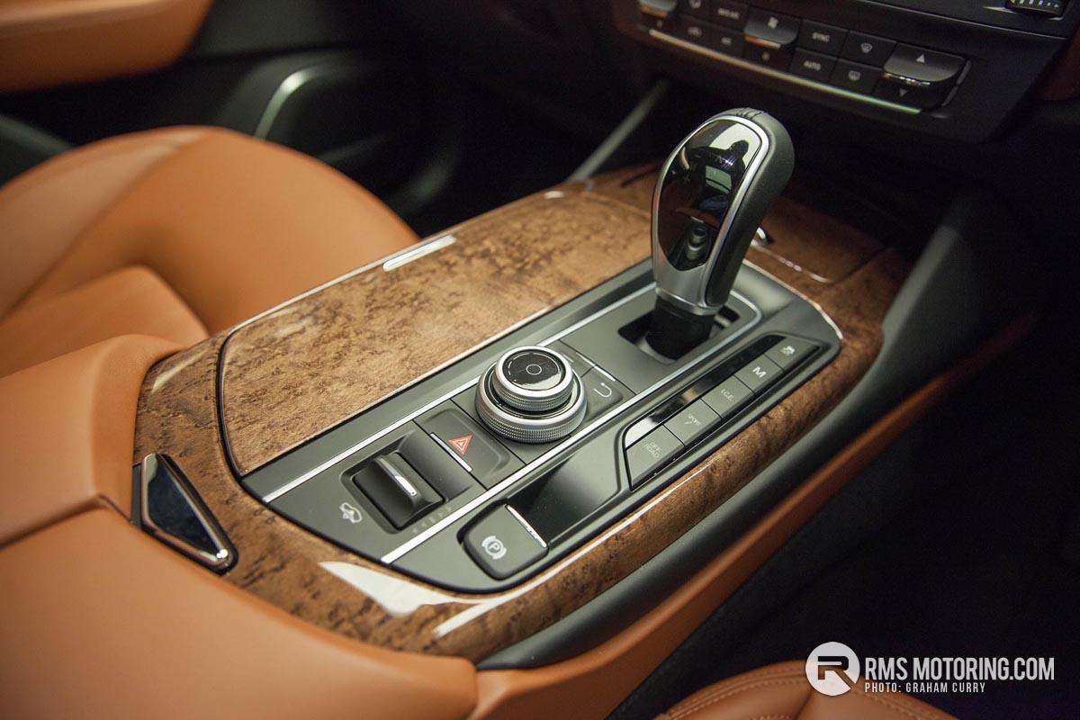 Maserati Levante Gearbox