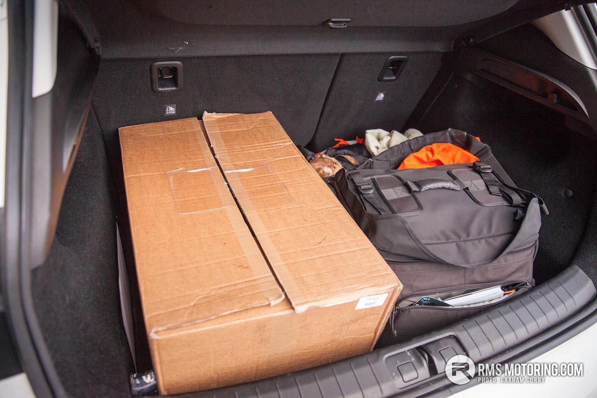 Fiat Tipo Boot