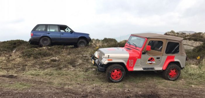 RMS Offroad Day at North East Adventures