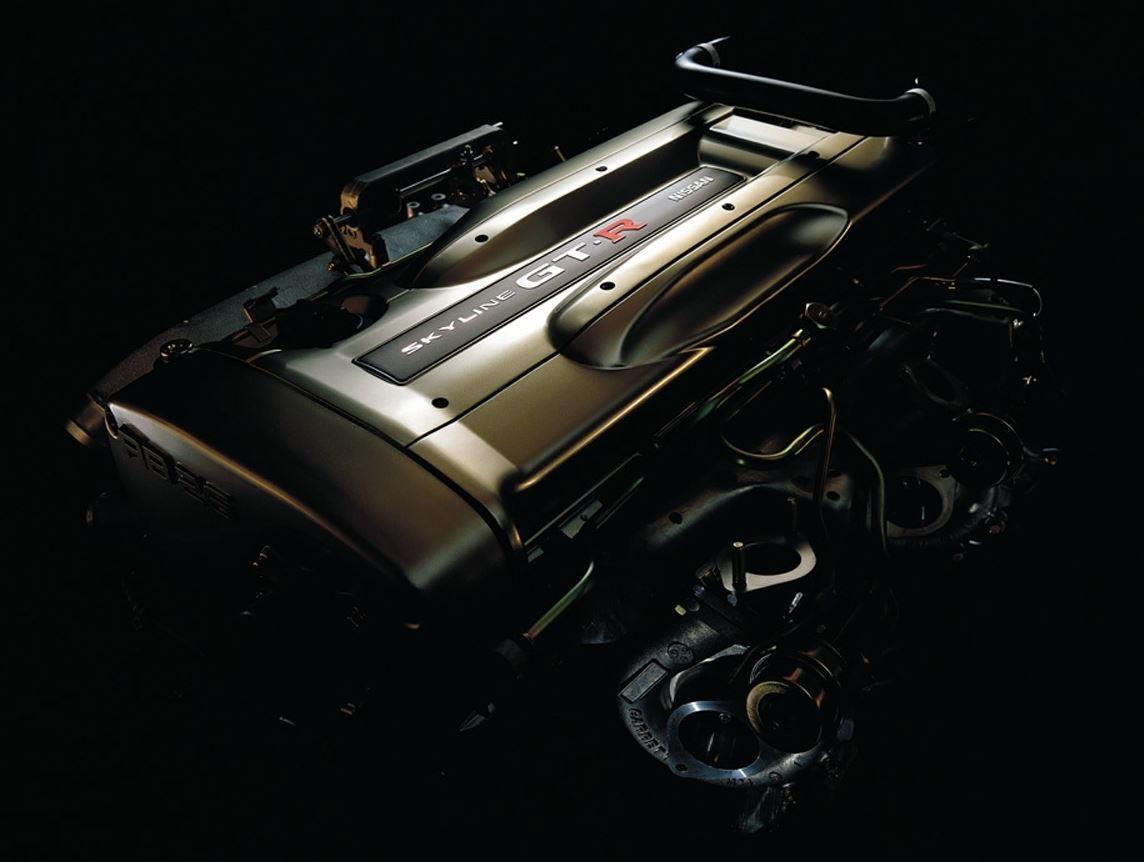 Nissan GTR : The Evolution of Godzilla