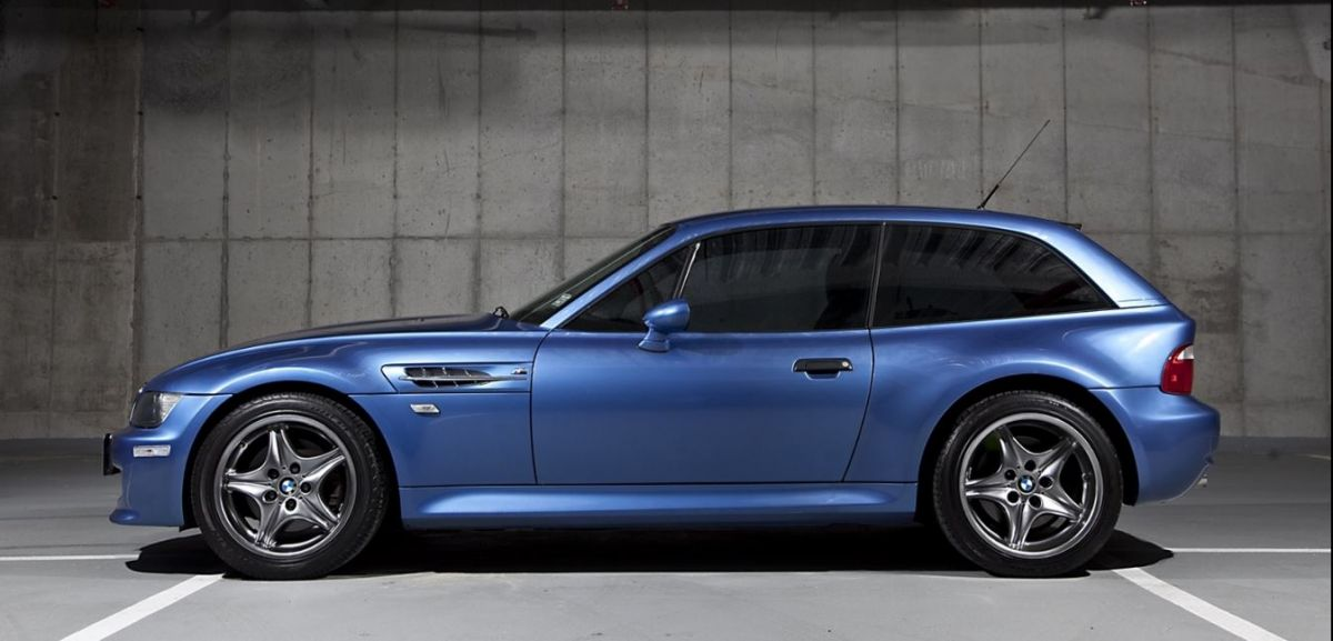 Bmw Z3m Coupe Rms Motoring