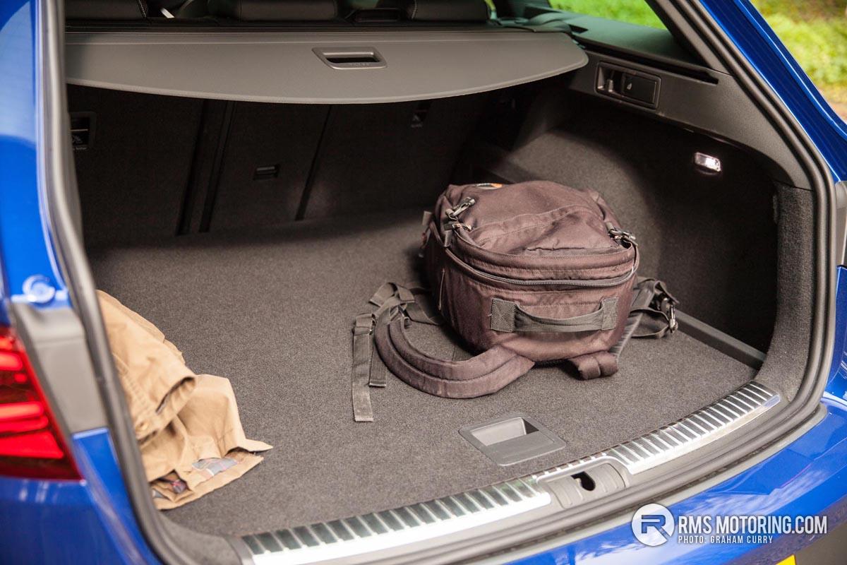 Seat Leon Boot