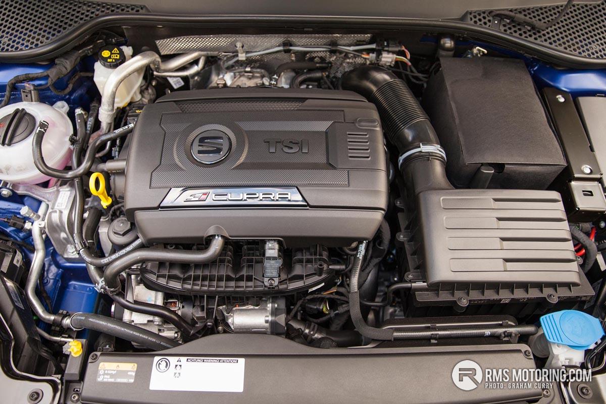 Seat Leon Engine
