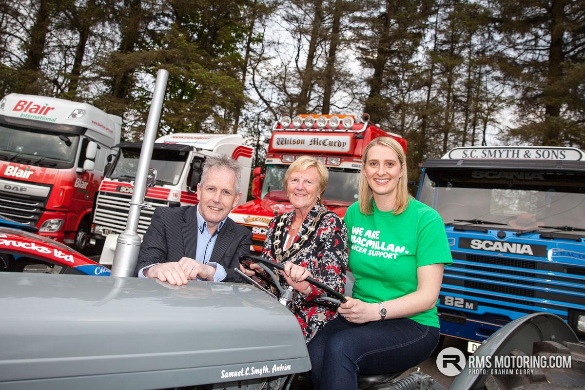 Ballymena Carfest Launch Image 2
