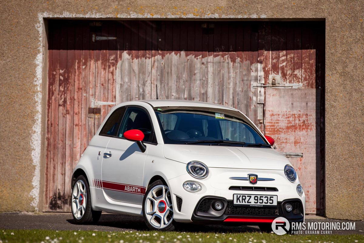 Rms Motoring Abarth 595 Review