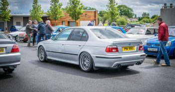 Event Roundup: Cars and Coffee at Down Royal