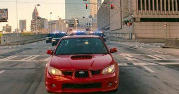 Baby Driver: Subaru Getaway