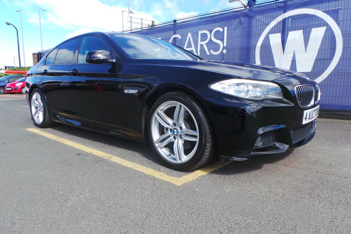 2013 BMW 520D 2.0 Sport