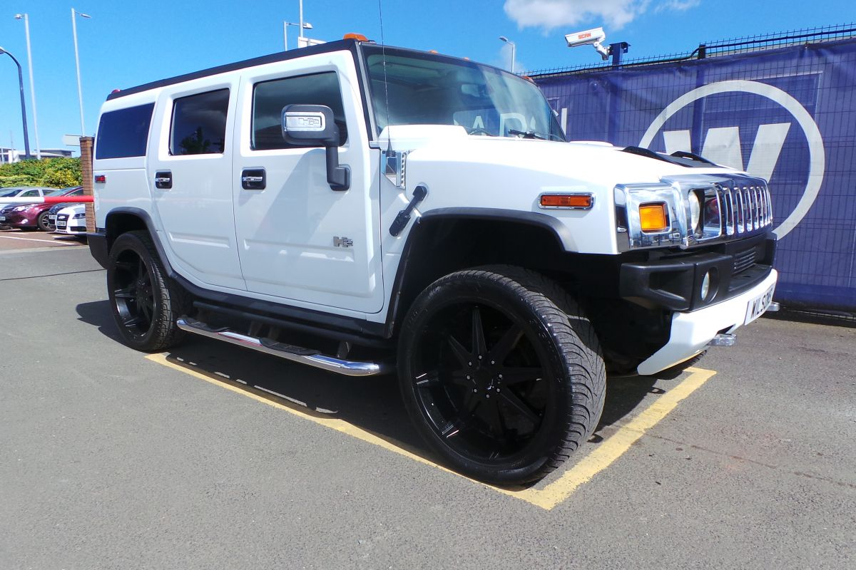 2007 Hummer H2 Estate – 6.2 V8 Adventure