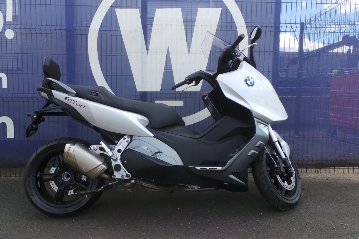 2013 BMW C600 Sport Scooter