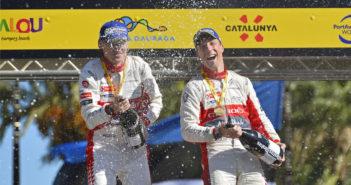 WRC Spain Opener