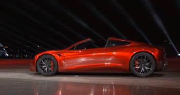 Tesla Roadster Surprise: 0-60 in 1.9s and 600+ mile Range