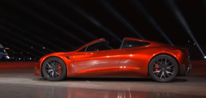 Tesla Roadster Surprise: 0-60 in 1.9s and 600+ mile Range