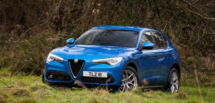 An exciting first for Alfa with their new SUV