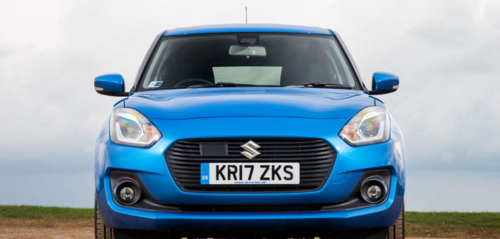 New Suzuki Swift bigger and better than ever