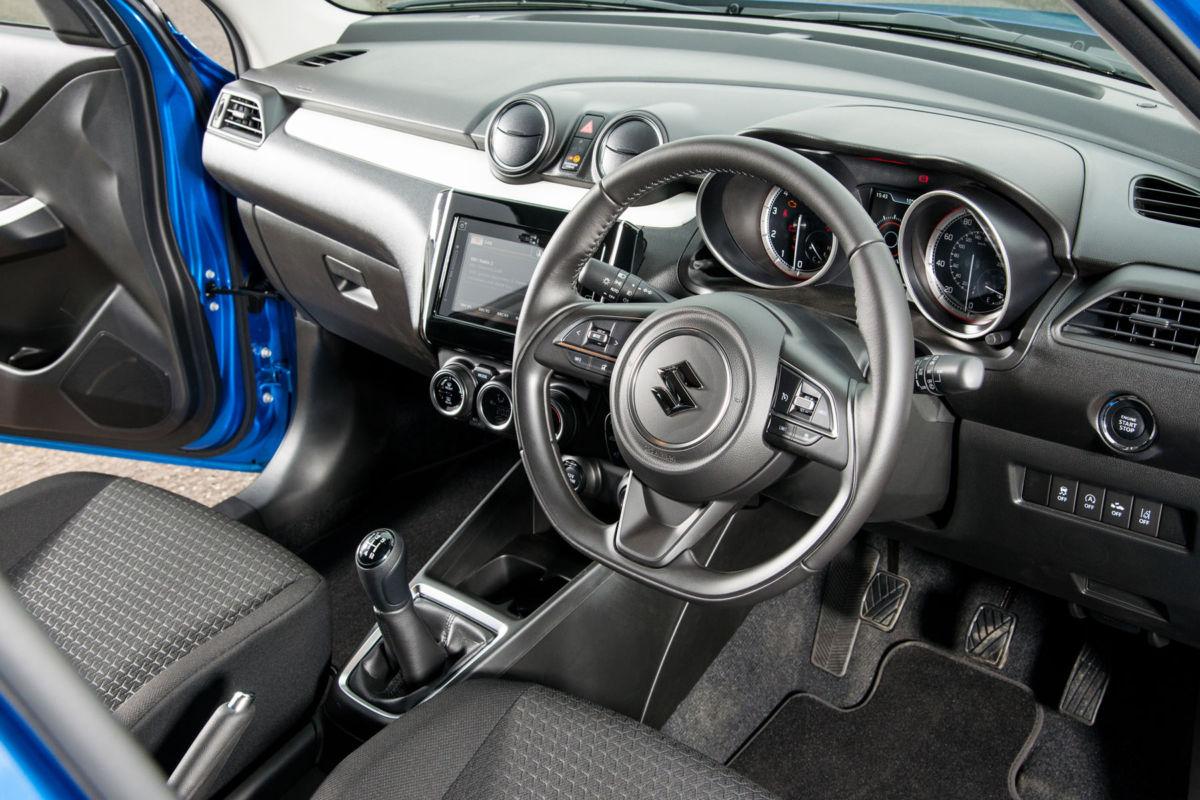 Suzuki Swift Front Seats