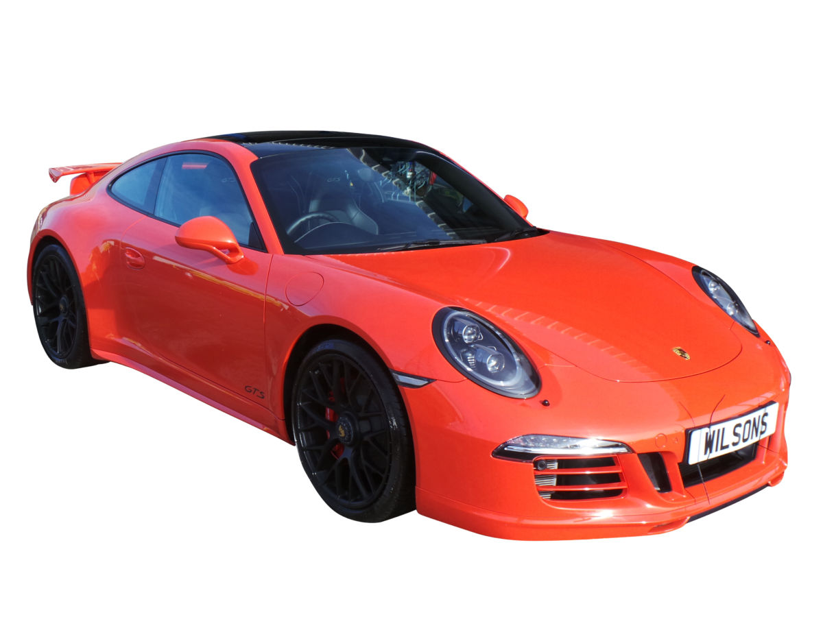 Image of 2015 Porsche 911 [991] Carrera GTS