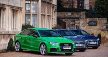 Audi Range Image 1