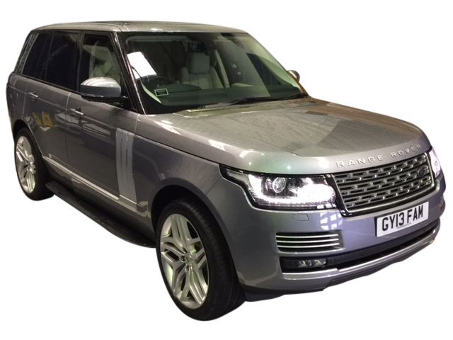Image of 2013 Land Rover Range Rover Vogue Se Tdv6 - 2993cc