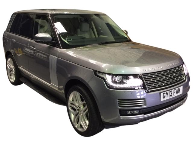 Image of 2013 Land Rover Range Rover Vogue Se Tdv6 - 2993cc