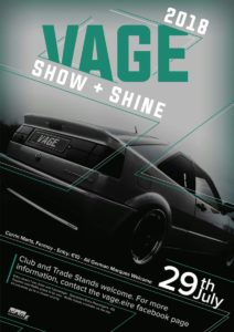 VAGE Show and Shine, Fermoy
