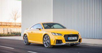 Front of Audi TTRS