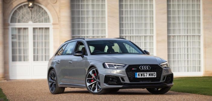 Big Changes for New Audi RS4
