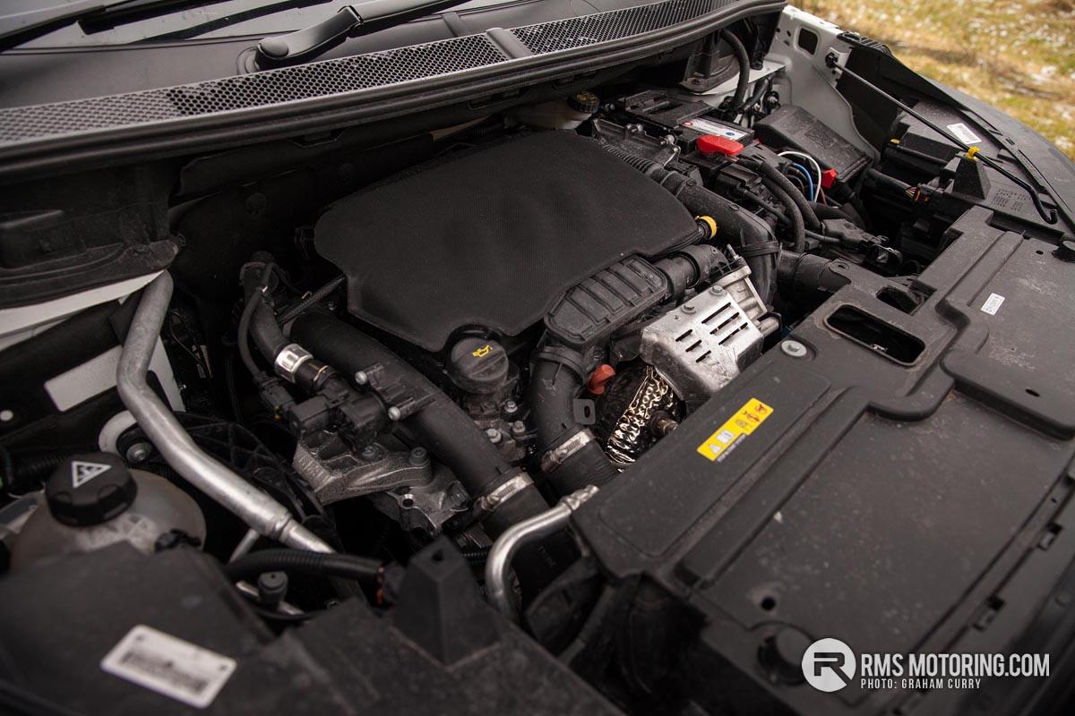 Vauxhall Grandland X Engine