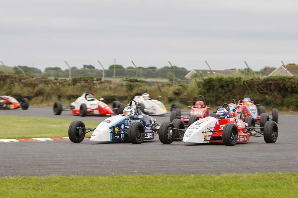 National Formula Ford at Kirkistown